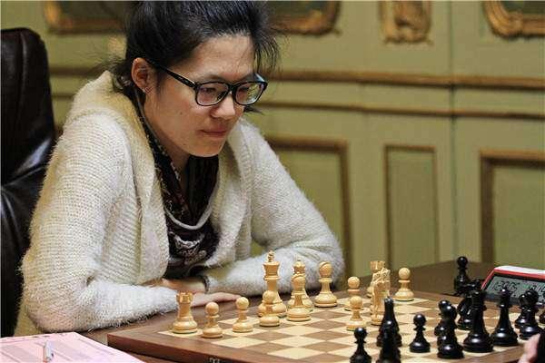 چین خاتون کھلاڑی ہو وائی فن نے خواتین کی عالمی شطرنج چیمپئینشپ کا اعزاز ..