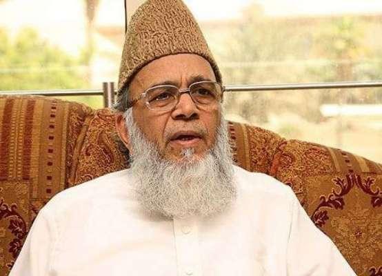 سابق امیر جماعت اسلامی سید منور حسن کے سسر رضا الہی سے انتقال کرگئے