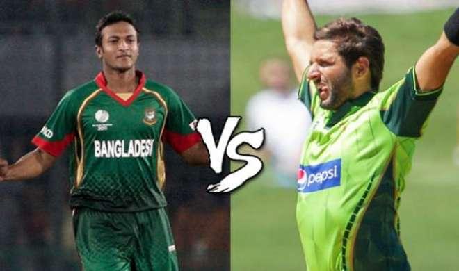 ٹی ٹوئنٹی ورلڈ کپ میں (کل)ہونیوالے پاک بنگلہ دیش میچ پر کروڑوں کا جوا ..