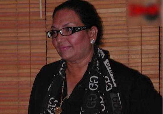 پاکستانی اداکارہ سنگیتا کی طبیعت ناساز، ہسپتال منتقل