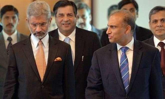 نیپال میں سارک ممالک کے سیکریٹری خارجہ کا اجلاس ' پاکستان اور بھارتی ..
