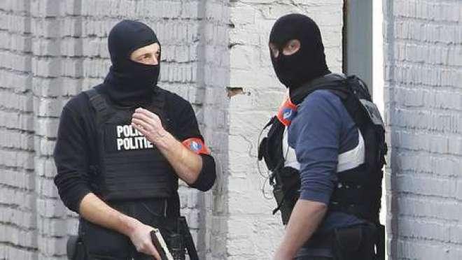 بلجیم اور فرانس کی پولیس نے مشترکہ طور پر ملک برسلز کے علاقہ فورے میں ..
