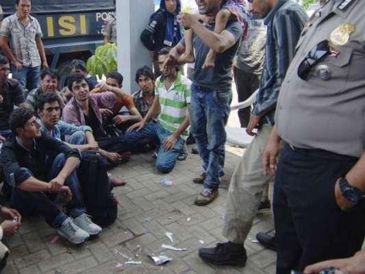 لبنان،مراعات نہ ملنے پر احتجاج ،پولیس نے 600 سے زائد پاکستانیوں کو گرفتار ..