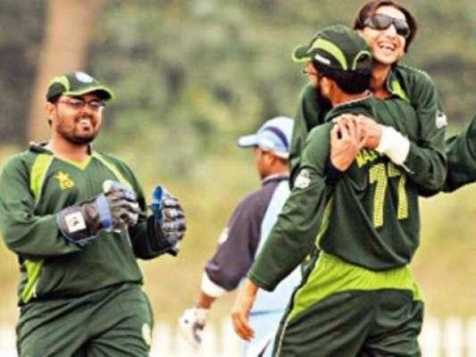 آسٹریلین بلائنڈ کرکٹ کونسل نے اپنے کھلاڑیوں کی تربیت کیلئے پاکستان ..