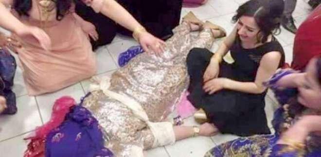 شادی سے انکار پر چچازاد نے 21 سالہ لڑکی کو شادی پر ہی قتل کر دیا