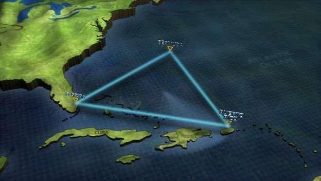برمودا ٹرائی اینگل میں  جہاز کیوں ڈوبتے ہیں؟ معمہ حل ہوگیا