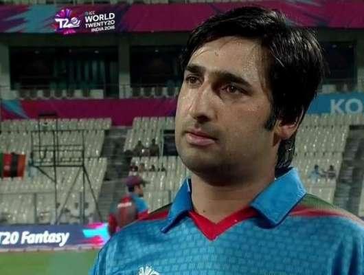 کولکتہ ورلڈ ٹی ٹونٹی :افغانستان نے سری لنکا کے خلاف ٹاس جیت کر بیٹنگ ..