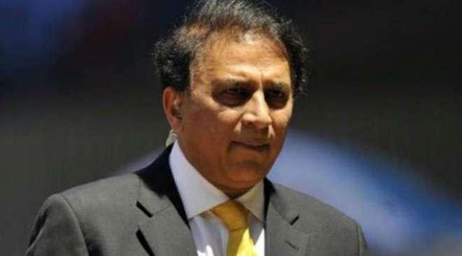 سابق بھارتی کپتان سنیل گواسگر نے پاکستان کو بھارت کیخلاف میچ میں فیورٹ ..
