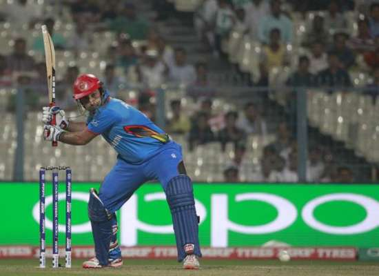 ورلڈ ٹی ٹونٹی گروپ ون ، افغانستان نے سری لنکا کو جیت کے لیے 154 رنز کا ..