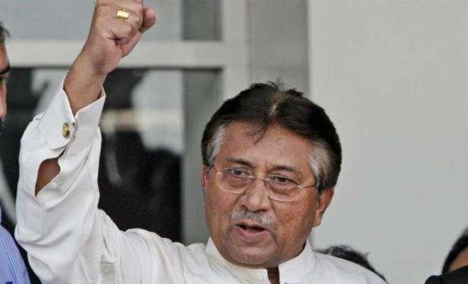 علاج کیلئے بیرون ملک جا رہا ہوں، ملک واپس ضرور آوں گا: پرویز مشرف