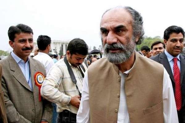 نواب اسلم رئیسانی کے خلاف بدعنوانی کی تحقیقات آخری مراحل میں ہیں ،میجر(ر) ..
