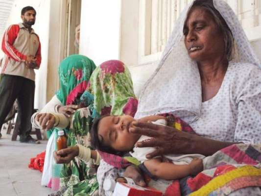 تھرپارکرمیں مفت ایمبولنس سروس ختم کر دی گئی' بچوں کی اموات کی شرح میں ..