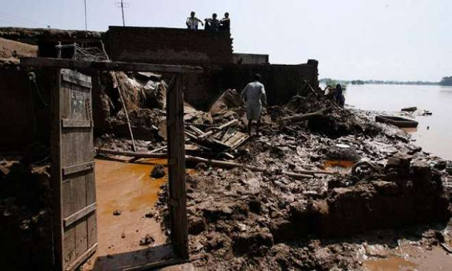 خیبرپختونخوا اور آزاد کشمیر میں بارشوں نے تباہی مچا دی، چھتیں گرنے ..