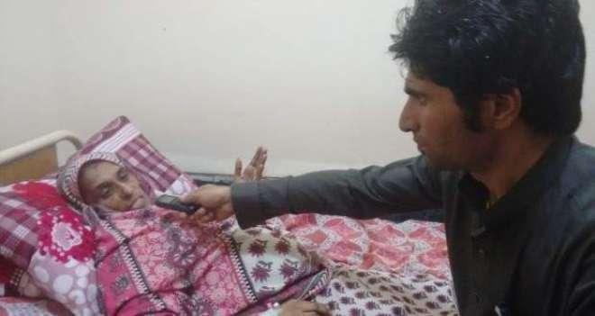 پشتو کی مشہور گلوکارہ وگمہ انتقال کر گئیں