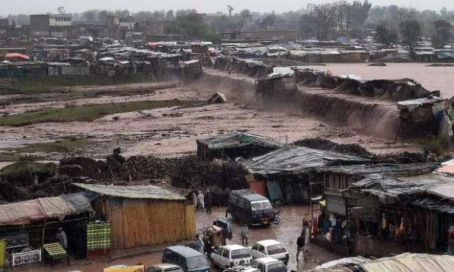 ملک بھر میں بارشوں اور لینڈ سلائیڈنگ سے 212 افراد ہلاک ہوچکے ہیں:نیشنل ..