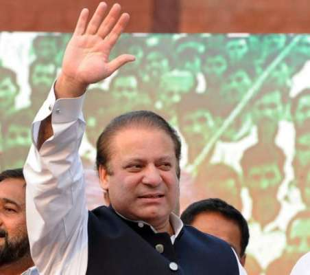 Image result for ‫نواز شریف عوامی رابطہ‬‎