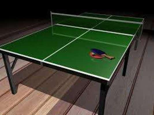 انٹر ریجنل انڈر23 گیمز ،ٹیبل ٹینس اور لان ٹینس میں پشاور کی کامیابی