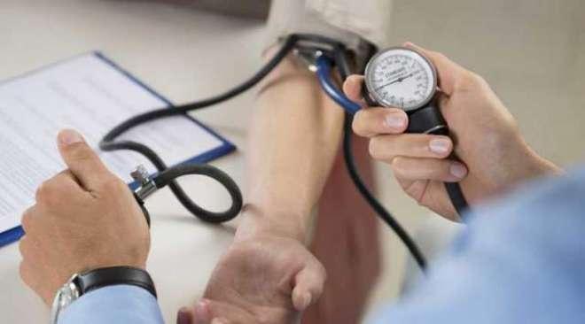 2020 تک بھارت کی 33فیصد آبادی بلند فشار خون میں مبتلا ہو جائے گی