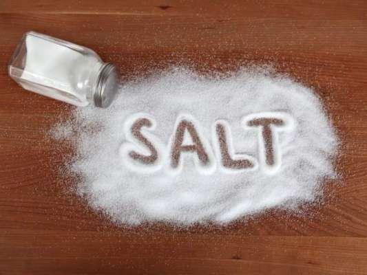 مناسب مقدار میں نمک کا استعمال جسم کو صحت مند بنانے میں مددگار ہے، طبی ..