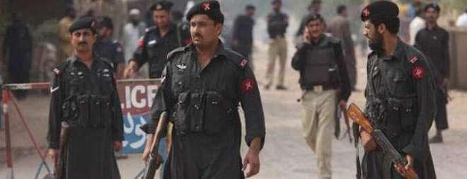 پشاور، رنگ روڈ پر فائرنگ، 3 ایف سی اہلکار شہید