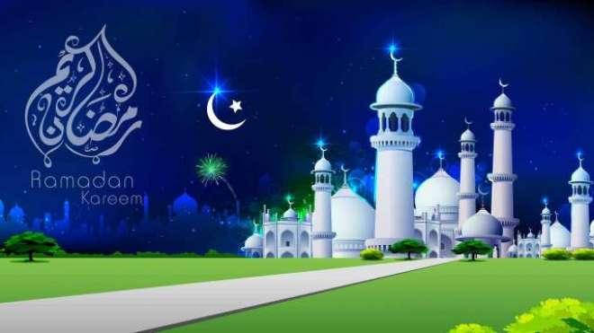 ملک بھر میں رمضان المبارک کا چاند 29شعبان چھ جون کو نظر آنے کا قوی امکان
