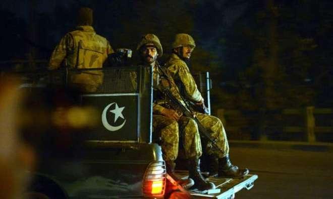 شوال میں سیکیورٹی فورسز اور دہشت گردوں میں جھڑپ، 3 دہشت گرد ہلاک