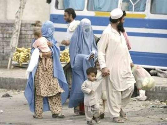 طورخم سے پاکستان آنے والے افغان شہری پاکستان کا ویزا لیے بغیر کل  کے ..