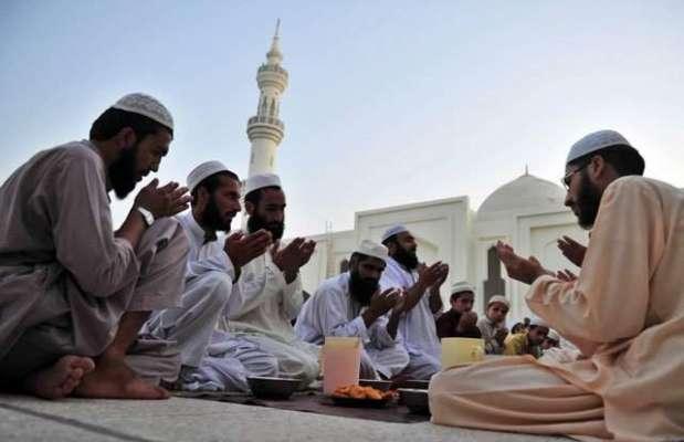 ملک میں ایک دن روزہ اور عید منانے پر اتفاق نہ ہوسکا،مقامی رویت ہلال ..