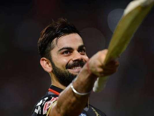 ویرات کوہلی مسلسل چوتھی بار بھارت کے سال کے بہترین کھلاڑی قرار