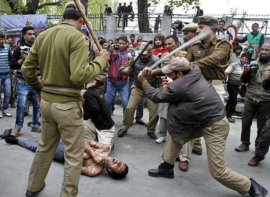 مقبوضہ کشمیر میں شہادتوں کا سلسلہ جاری'آزادی کے70پروانوں نے جانیں ..