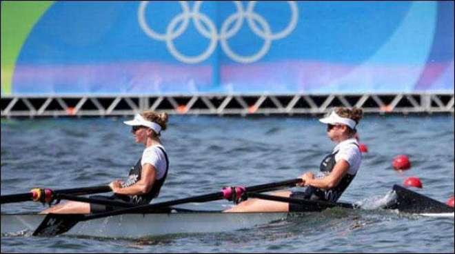 ریو اولمپکس کے دوسرے روز بھی کئی ریکارڈ قائم