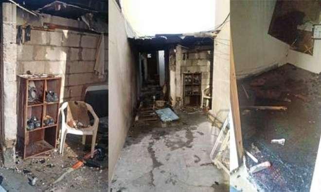 منامہ: رہائشی عمارت میں آتشزدگی سے زخمی ہونے وا لے مزدوروں کی حالت خطر ..