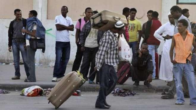 سعودی عرب میں دہشت گردی کے جرم میں سزایافتہ 526 غیر ملکی تارکین وطن کو ..