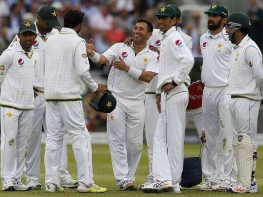 پاکستان کاٹیسٹ رینکنگ میں پہلی مرتبہ نمبر ون پوزیشن کا خواب چکنا چور