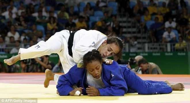 اسرائیلی کھلاڑی سے نہیں کھیلنا،سعودی جوڈو کھلاڑی نے ریو اولمپکس میں ..