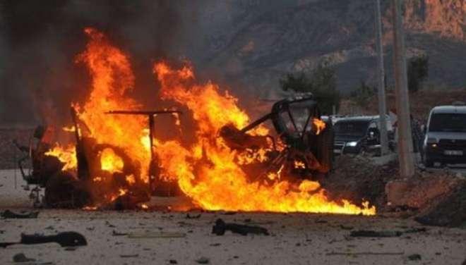 کابل : افغان شہر مزار شریف میں دھماکہ ،  ایک شخص ہلاک 14 زخمی۔ افغان میڈیا