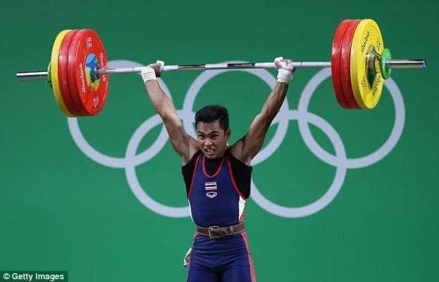 ریو اولمپکس 'دادی پوتے کے میڈل جیتنے کا جشن مناتے ہوئے زندگی کی بازی ..