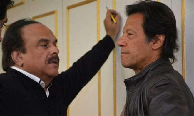 عمران خان نے خیراتی اداروں کیخلاف مہم پر سخت کارروائی کی منظوری دیدی: ..