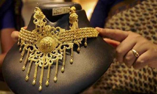 ملک میں فی تولہ سونا 50 روپےکمی سے 52850 روپے کا ہو گیا