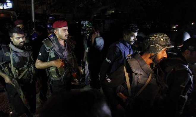 اسلام آباد میں سیکیورٹی اداروں کاسرچ آپریشن،77مشتبہ افرادگرفتار