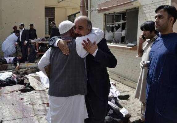 کوئٹہ دھماکے کو 2 روز گزرنے کے بعد بھی بھارت کی جانب سے کوئی مذمتی بیان ..