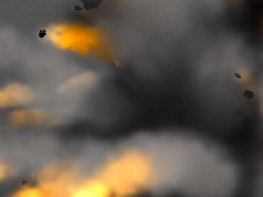 بھارتی ریاست منی پور میں امپھال کے قریب گاؤں میں دھماکا