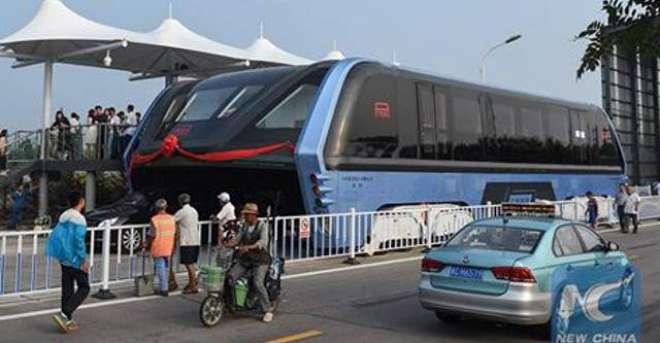 چین کی جناتی بس سروس ایک فراڈ تو نہیں۔سرمایہ کاروں نے اپنے پیسے واپس ..