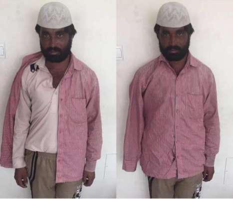 شارجہ: بازو سے محروم جعلی ایشائی بھکاری گرفتار، ڈی پورٹ کرنے کا حکم