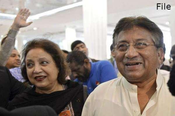سابق صدر پرویز مشرف کل اپنی 73ویں سالگرہ منا ئیں گے