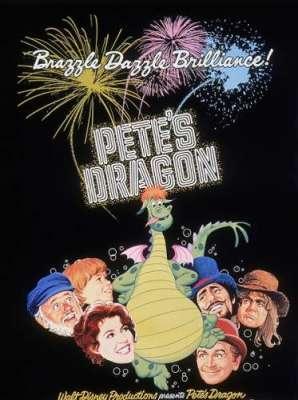 لاس اینجلس' اینی میٹڈفلم' پیٹس ڈریگن' کارنگا رنگ پریمیئر