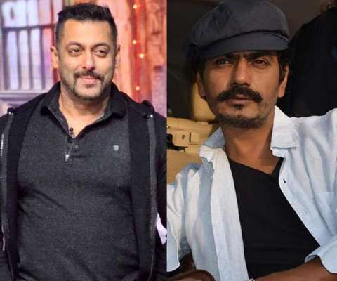 فلم انڈسٹری کا اگلا سلمان خان نوازالدین ہے ' دبنگ خان کا اعلان