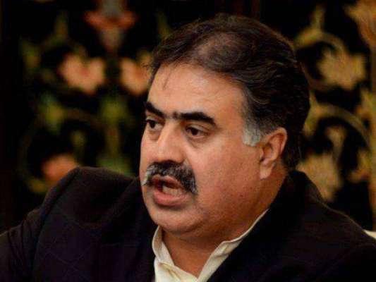 دہشت گردوں کےخلاف جنگ کو آخری حد تک لےکر جائیں گے-وزیراعلی بلوچستان'