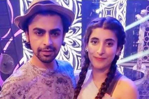 فرحان سعید اورعروہ حسین چپس برانڈ 'لیزکے ایک گانے کی شوٹنگ کیلئے برلن ..