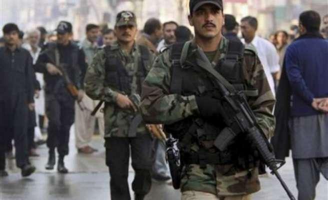 پشاور میں محکمہ انسداد دہشتگردی کی کارروائی ، غیر ملکی انٹیلی جنس کے ..